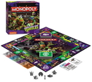 USAopoly USO-4638-C Monopoly Teenage Mutant Ninja Turtles Board Game