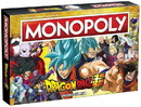 USAopoly USO-MN113-565-C Dragon Ball Super Monopoly Board Game, For 2-6 Players