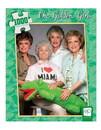 USAopoly USO-PZ118-509-C The Golden Girls I Heart Miami 1000 Piece Jigsaw Puzzle