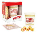 USAopoly USO-YZ136-728-C Cup Noodles Yahtzee Dice Game | For 1+ Players