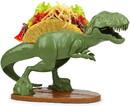 TACOsaurus Rex Sculpted Dinosaur Taco & Snack Holder