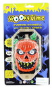 Visual Effects VLE-HMLDBPS-C Spooky Pumpkin Doorbell w/ Talking Spider Halloween Decor