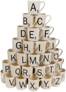 Wild and Wolf Scrabble Coffee Mug - Choose Your Letters