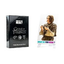 What Do You Meme What Do You Meme - Card Game: Game of Thrones Photo Expansion Pack, 75 Cards