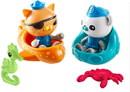 Fisher-Price Octonauts Explore & Rescue Figure Pack Playset