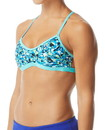 TYR BMJFG7A Women's Fragment Mojave Tieback Top Swimsuit