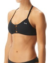 TYR BPSOD7A Women's Solid Pacific Tieback Top
