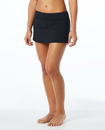 TYR BSSOL7A Women's Solid Active Mini Skort