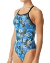 TYR DDAZ7A Women's Azoic Diamondfit Swimsuit