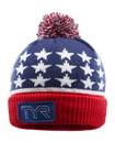 TYR 50316 TYR Unisex USA Beanie Hat