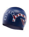 TYR 52603 TYR Stars and Stripes Silicone Adult Swim Cap