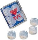 TYR LEP Soft Silicone Ear Plugs