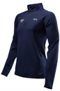 """TYR MPOSN6A USA Water Polo ODP Men's Long Sleeve 1/4"""" Zip Pullover"""