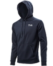 TYR MSPPH3X Men's Performance Pullover Hoodie Plus