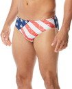 TYR RHGR7A Men's Star Spangled Racer Swimsuit