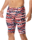 TYR SAAM7A Men's All American All Over Jammer Swimsuit