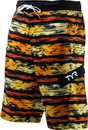 TYR SBPS5A Men's Paint Stripe Springdale Boardshort