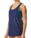 TYR TMAKA7A Women's Madison 2 in 1 Tank-Camali