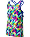TYR TTPAPK7Y Girls' Paint Party Olivia 2 in 1 Tank