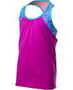 TYR TTSURK7Y Girls' Sunray Ava 2 in 1 Tank