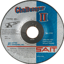 SAIT 27500 Flexible Grinding/Blending Metal, ch ii 4-1/2 x 1/8 x 7/8 36x