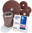 SAIT 50093 AO Aluminum Oxide (Economical), Ao 4-1/2X7/8 50X Bl Disc Cust