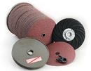 SAIT 50391 7A- S Ceramic, 7As 5 X 7/8 50X Bl Disc Custom