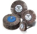 SAIT 71053 Aluminum Oxide2A Flap Wheels Metal, fw 2-1/2 x 1/2 x 1/4-20 180x