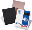 SAIT 84284 Premium Stearate Aluminum Oxide Sheets Wood, 4s 9 x 11 paper sheets 100x