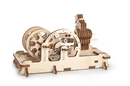 Ugears 4820184120129 Pneumatic engine Mechanical 3D Model