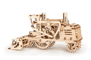 Ugears 4820184120136 Combine Harvester Mechanical 3D Model