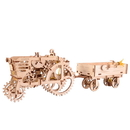 Ugears 4820184120143 Tractor's trailer Mechanical 3D Model