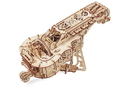 Ugears 4820184120648 Hurdy-Gurdy Mechanical 3D Model