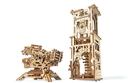 Ugears 4820184120754 Archballista-Tower Mechanical 3D Model