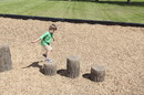 UltraPLAY 3TST NatureRocks Tree Stumps (Ages 2-5)