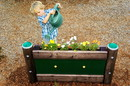 UltraPLAY EC-022 Freestanding Green Thumb Planter Box