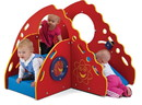 UltraPLAY Play Structures Crawl & Toddle Comfy Tuff