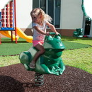 UltraPLAY UP107 Freestanding Frog Spring Rider