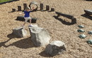 UltraPLAY UP501 NatureRocks Stepping Boulders (Ages 5-12)