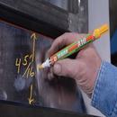 U-Mark 10106 A10 Xylene-Free Paint Marker, Yellow