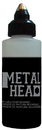 U-Mark 10601R Metalhead Paint Refills (Pints), Black