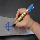 U-Mark 10713 A20 Xylene-Free Paint Marker, Light Blue