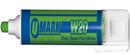 U-Mark 10853 W20 Water Based Paint Marker, Green