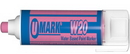 U-Mark 10861 W20 Water Based Paint Marker, Pink