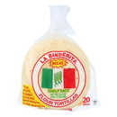 La Banderita Flour Tortillas - Rica's - Case of 12 - 22.5 oz.