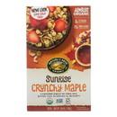 Nature's Path Crunchy Maple - Sunrise - Case of 12 - 10.6 oz.