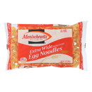 Manischewitz - Extra Wide Egg Noodles - Case of 12 - 12 oz.