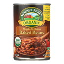 Walnut Acres Organic Baked Beans - Maple and Onion - Case of 12 - 15 oz.