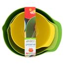 Preserve Mixing Bowl Set - Case of 4 - 3 Bowls Per Set