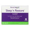Natrol Sleep 'n Restore - 20 Tablets
